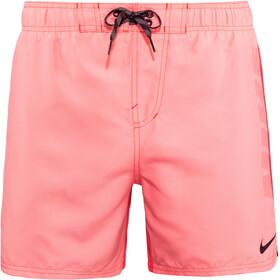 "Nike Swim Rift Vital 3"" Volley Shorts Heren, rood"